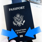Passport with RFID