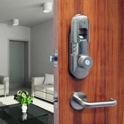 Top5 Biometric Door Locks [2019 Highest Rated for Security]