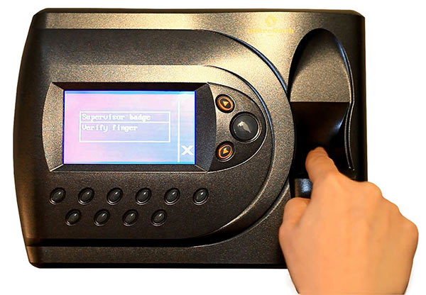Top 5 Biometric Time Clocks 2019 Highest Rated For