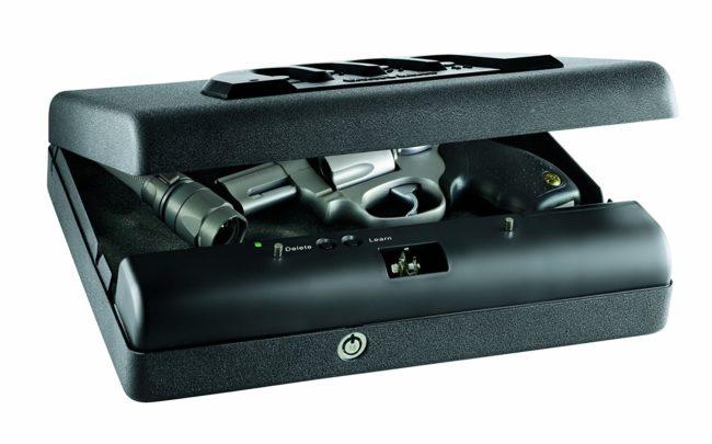 Finger Print Gun Safe