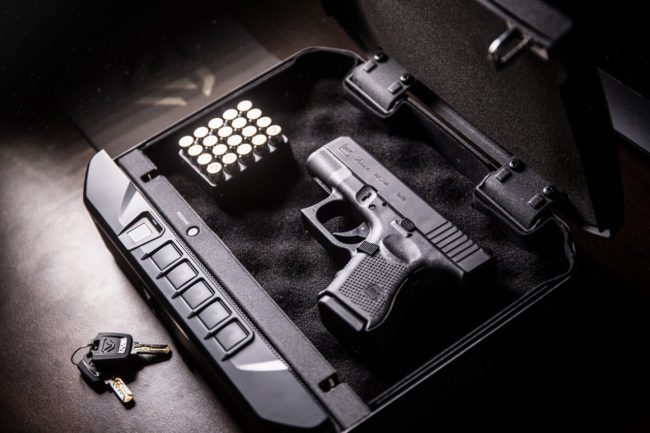Best Biometric Pistol Safes